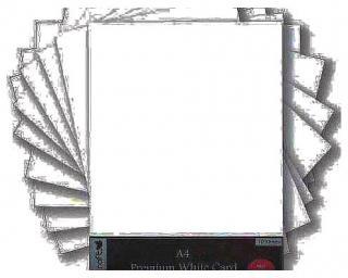 Фото товару Папір офісний ZOOM А4 80 г/м2 класс С+ 50 аркушів в файлі Біла