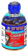 Фото товару Чорнило WWM CARMEN (CU/C) Cyan, 200г, універсальне для принтерів Canon