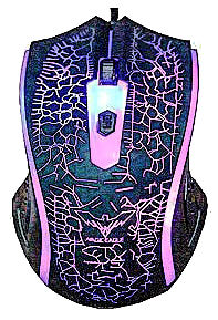 Фото товару Мишка ігрова Havit HV-MS736 USB чорна