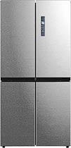 Фото товару Холодильник багатодверний GRUNHELM GNB-180HNX 180 см, French doo, Сірий