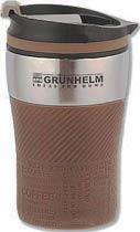 Фото товару Термокружка з нержавіючої сталі Grunhelm GTC301 250мл