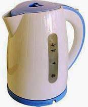 Фото товару Чайник електричний GRUNHELM ЕКР-1799АB, пластиковий, 1.7л, 2200W