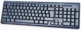 Фото товару Клавіатура мультимедійна USB Havit HV-KB312
