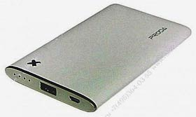 Фото товару Power Bank Proda RPP-10 Thin, 5000mAh