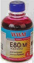 Фото товару Чорнило WWM для Epson L800 200г Magenta