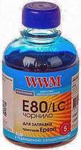 Фото товару Чорнило WWM для Epson L800 200г Light Cyan