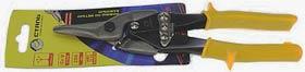 Фото товара Ножницы по металлу СR-V 250 мм прямые Ручки пластиковые Cталь