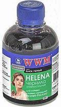Фото товару Чорнило WWM HELENA (HU/B) Black 200г для принтерів HP