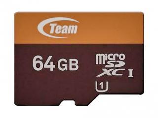 Фото товару Карта пам`яті 64Gb Team Group microSDXC UHS-1