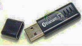 Фото товару Адаптер Bluetooth 2.0, OEM, чорний