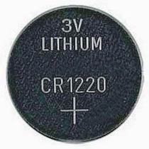 Фото товару Батарейка CR1220 Videx, 3V, (бл.5/1)