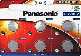 Фото товару Батарейка CR2032 Panasonic C6