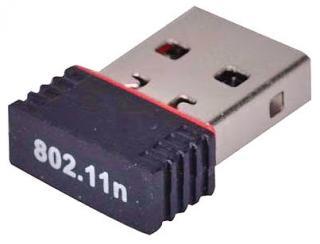 Фото товару WI-FI Адаптер Mini MT7601 Noname bulk, сумісний з Romsat TR-2018HD, T8005
