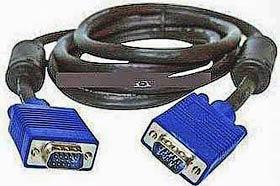 Фото товару Кабель для монітора VGA Male на VGA Male, 3 м