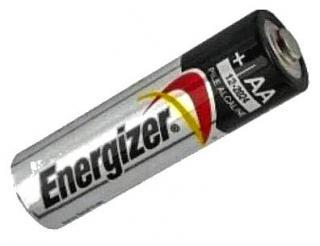 Фото товара Батарейка AA LR6 Energizer, 1.5V, (бл.6/1)