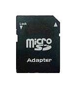 Фото товару Перехідник microSD на SD adapter bulk