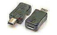 Фото товара Переходник mini USB2.0 Male на micro USB Female