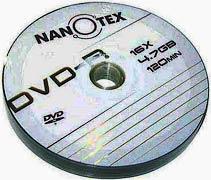 Фото товара Диск DVD-R Nanotex 4.7Gb 16x с бумажным конвертом