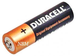 Фото товара Батарейка AA LR6 Duracell, 1.5V, (уп.12/2/1)