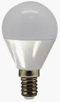 Фото товару Лампа LED LB0530-E14-G45, G45, 5W, E14, 3000K, 460LM