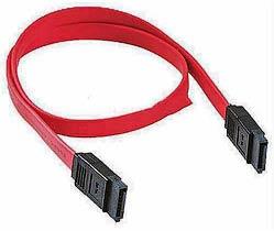 Фото товару Кабель SATA 7 pin (F) на SATA 7 pin (F), 50 см