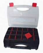 Фото товару Органайзер пластиковий з регульованими секціями Domino 32 325x 260x 65 Haisser