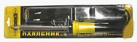 Фото товару Набір паяльник 40W + припій + підставка Work`s, W3074S