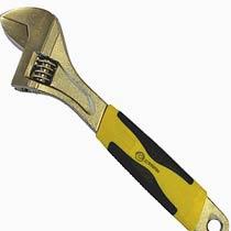 Фото товару Ключ розвідний 150 мм, хромований Сталь