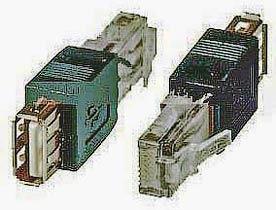 Фото товара Адаптер RJ45 Male на USB 2.0 Female