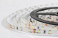 Фото товару Стрічка LED LS-2835-60-12-IP20-W, 2835, 12V, IP20 (60LED/M, 4.8W/M, 9-10LM/LED), біла