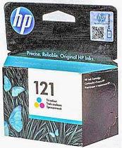 Фото товара Картридж HP 121 Color (CC643HE)