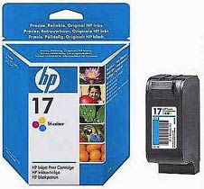 Фото товару Картридж HP 17 Color (C6625A), для: DJ 816C, 825C, 840C, 843C, 845C
