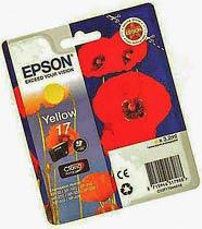 Фото товару Картридж Epson (C13T17044A10) Yellow, для: Epson XP103; 203; 207; 303; 306; 403; 406