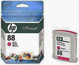 Фото товару Картридж оригінальний HP №88 Blue C9388AE 9 ml