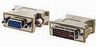 Фото товара Адаптер VGA Female на DVI Male, 24+1