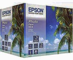 Фото товару Фотопапір Epson 200г/м2, 10x15см, глянцевий