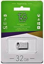 Фото товару Флеш пам`ять USB T&G 105 metal series 32GB