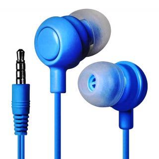 Фото товару Навушники вакуумні Defender Basic-618, колір чорний/синій