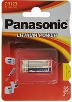 Фото товара Батарейка CR123A Panasonic, 3V