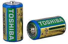 Фото товару Батарейки R14 Toshiba 1.5V (уп.10/2/1)