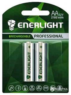 Фото товара Аккумулятор AA HR06 Enerlight 2700 mAh, 1.2V, (бл.2/1)