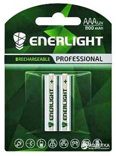Фото товара Аккумулятор AAA HR03 Enerlight 1000 mAh, 1.2V, (бл.2/1)