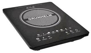 Фото товару Індукційна плита Grunhelm GI-A2018