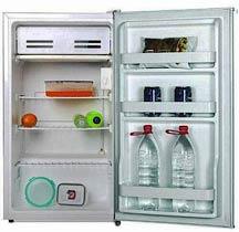 Фото товару Холодильник GRUNHELM GF-85M, 85 см, білий
