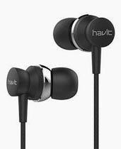 Фото товару Навушники Havit HV-E69P вакуумні з мікрофоном