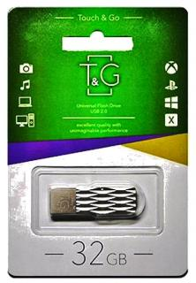 Фото товару Флеш пам`ять USB T&G 103 metal series 32GB