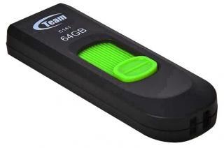 Фото товару Флеш пам`ять USB 2.0 64Gb Team Group C141