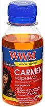 Фото товару Чорнило WWM CARMEN (CU/Y) Yellow, 100г, універсальне для принтерів Canon