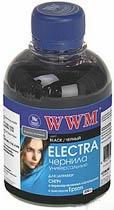 Фото товару Чорнило WWM ELECTRA Black 200 г для принтерів EPSON и Brother