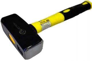 Фото товара Кувалда 1.5 кг фиберглассовая двухкомпонентная ручка Сталь